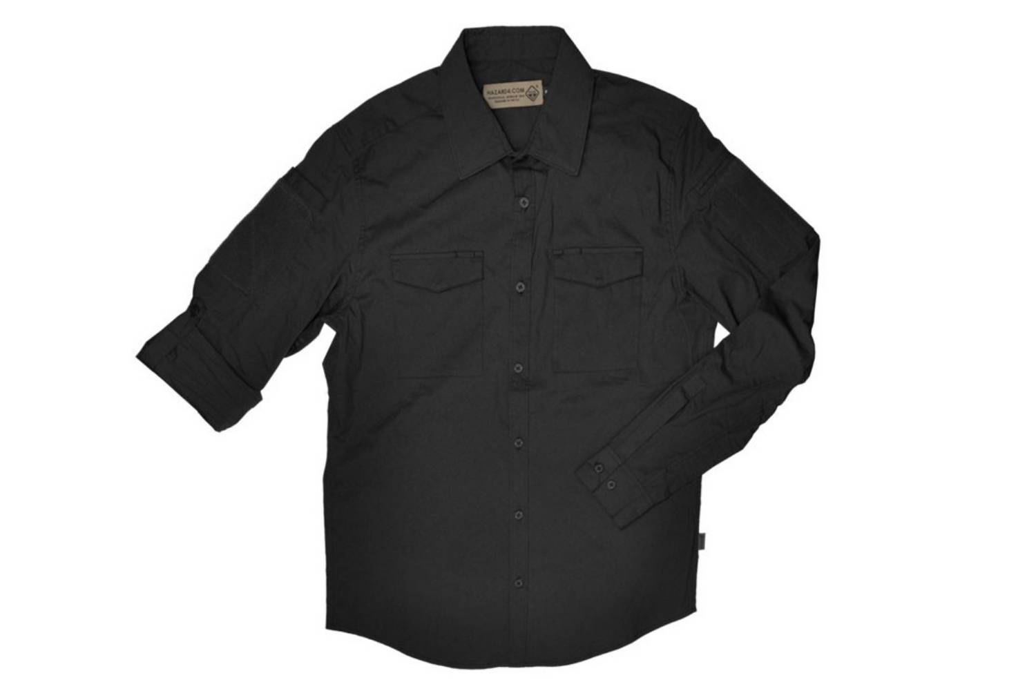 hz4 colonial safari stretch shirt