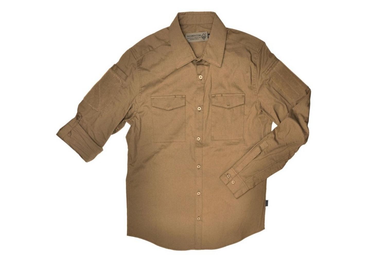 hz4 colonial safari stretch shirt
