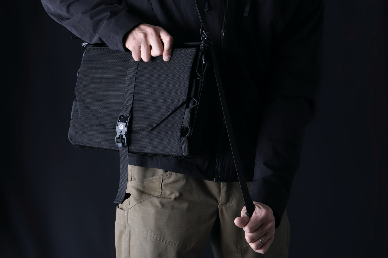 TTGD Stealth Business Bag