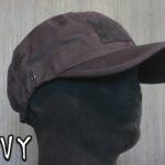 Fold cap bk~nv